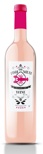 Fish or Meat rosé